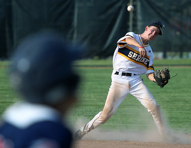 OP RO Shrine vs Unionville-Sebewaing, baseball