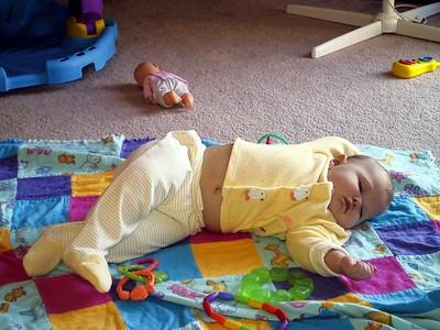 Juliana 6-7 months