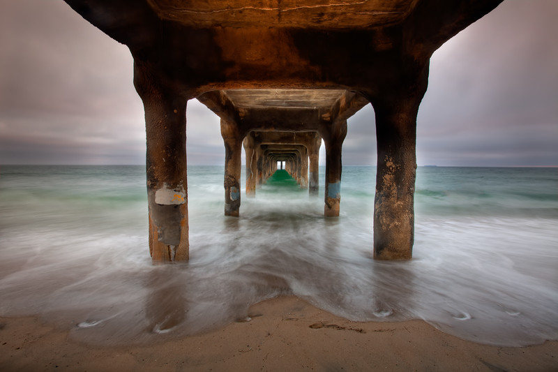 SunsetUndertheManhattanBeachPier.onone.final.jpg