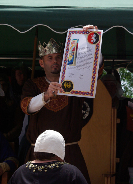 Uther's County Scroll
