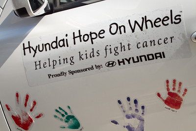 Hyundai Hope on Wheels 2010