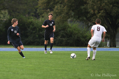 Boys Soccer vs. Loomis Chaffee 9/24/11