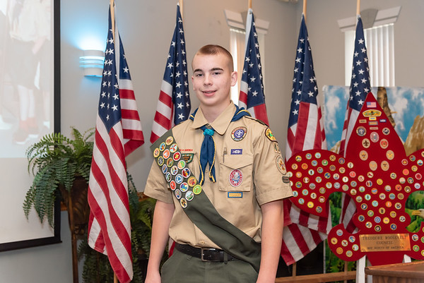 Alex Eagle Scout