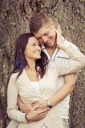 Karen & James