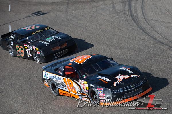 Thunderstruck 125, Elko Speedway, September 20th, 2014