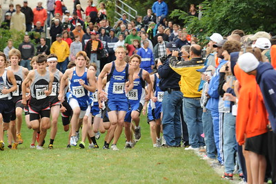 2010 McDowell Cross Country Invitational