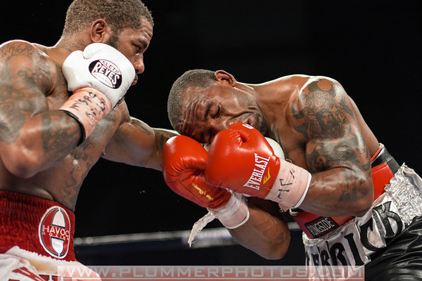 Curtis Stevens vs. Derrick Findley April 2013