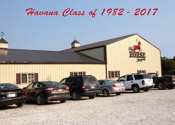 Havana Class of 1982 - 2017