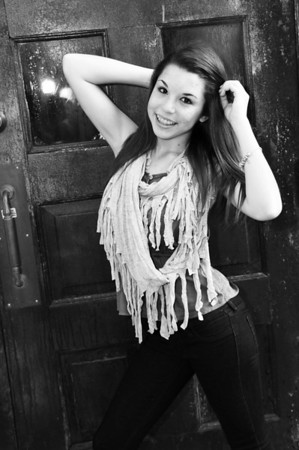 Karrah Sweet 16 Photoshoot