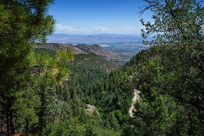 Mount Graham 2012/07/23