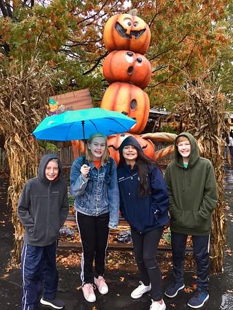 Halloween and Pumpkin Farm 2017 - iPhone