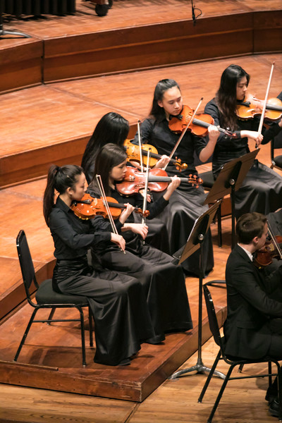 2. Lord Byng Secondary School Senior Honor Orchestra