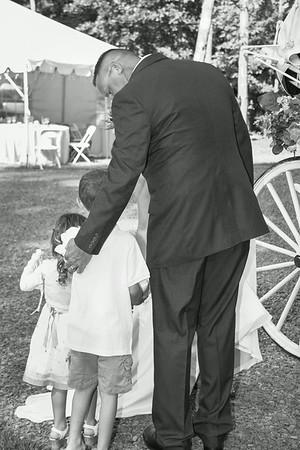 Post Ceremony - Black & White