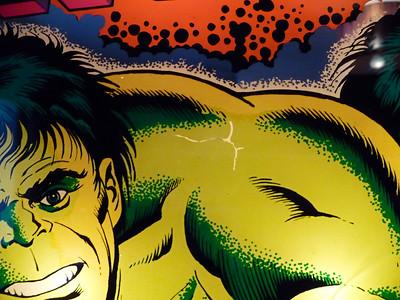 Hulk Pinball Machine