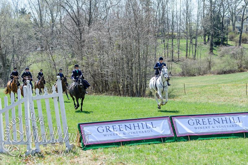 2015 The Mrs. George C. Everhart Memorial Invitational Sidesaddle Race
