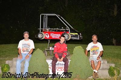Snydersville Raceway 08.07.15