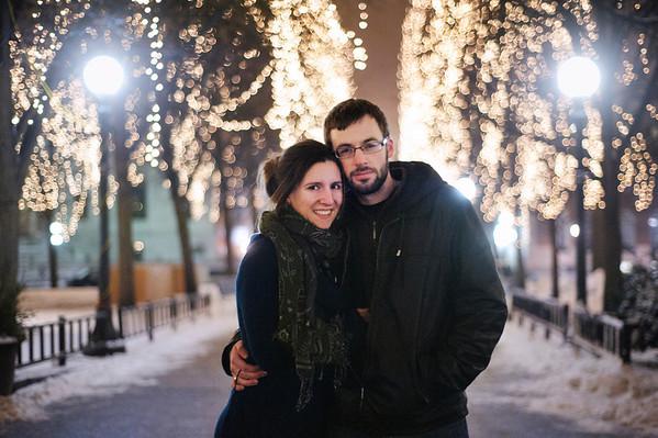 Anna & Andrew [engagement]