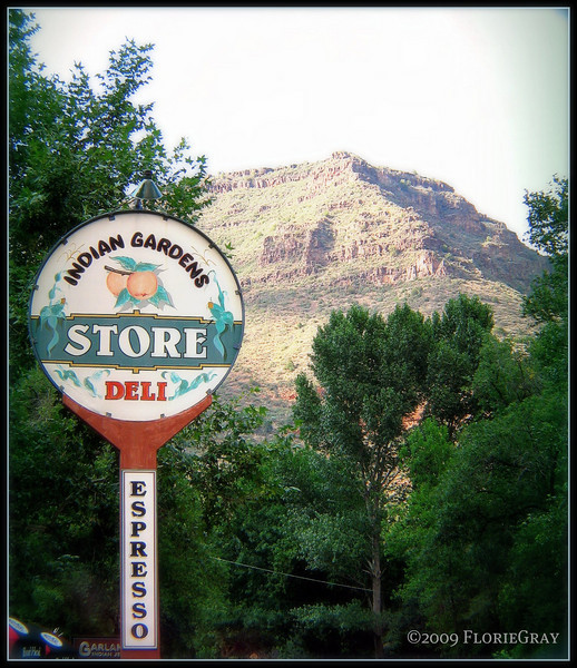 Paradise in Oak Creek, AZ  ©2009 FlorieGray