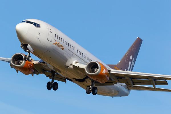 OY-JTD - Boeing 737-3Y0