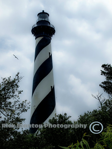 """ Cape Hatteras Lighthouse """
