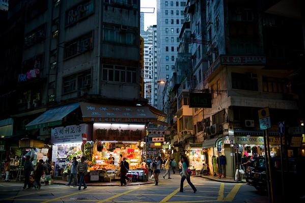 Hong Kong - December 2010