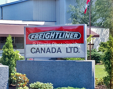 R.Harris Photography/Freightliner of Canada (25th. Anniversary)