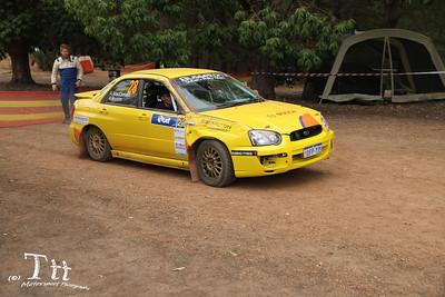 Forest Rally 2011 Sun