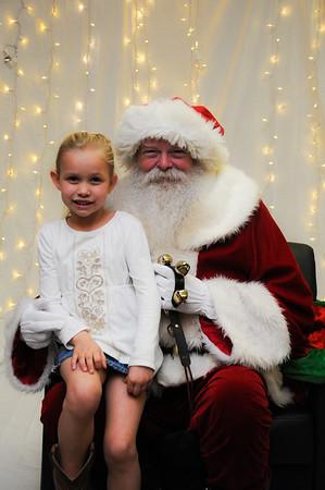 Sarah Henning- Milk and Cookies with Santa 2012