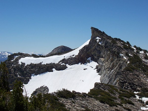 MOUNT AGASSIZ/2 OTHERS: JULY 3, 2005