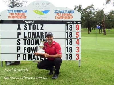 2020 Australian PGA Seniors Championship - Day 3