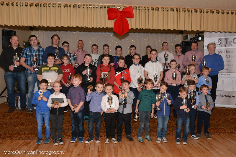 Tullyallen Karting Club - 2015 Summer Championship - Awards Ceremony