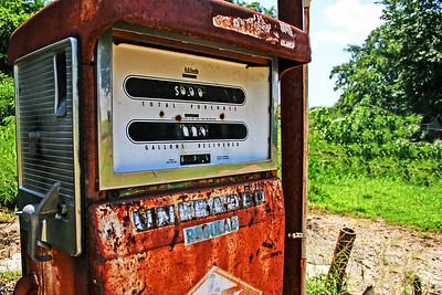 Photo Set - Rusty Pumps