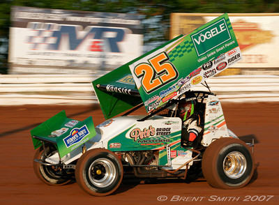 Williams Grove May 17, 2007