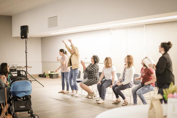 April Women's Workshop
