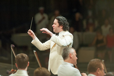 Gustavo Dudamel Tuesday August 14th 2012