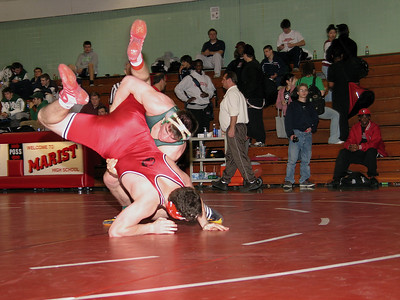 2006-01-27 Wrestling ESCC Tourney