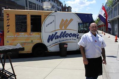 Walloon's food truck
