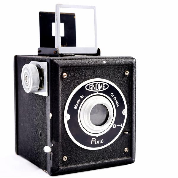 Old Cameras : New Lives