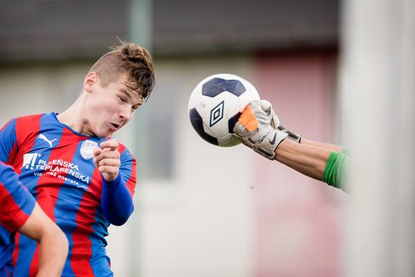 U17: Slavia - Plzeň 3:2