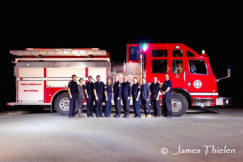 TVFD Group Shots