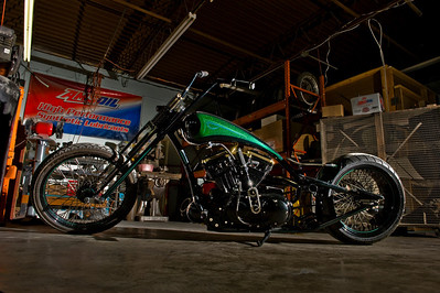 Southern Metal Choppers