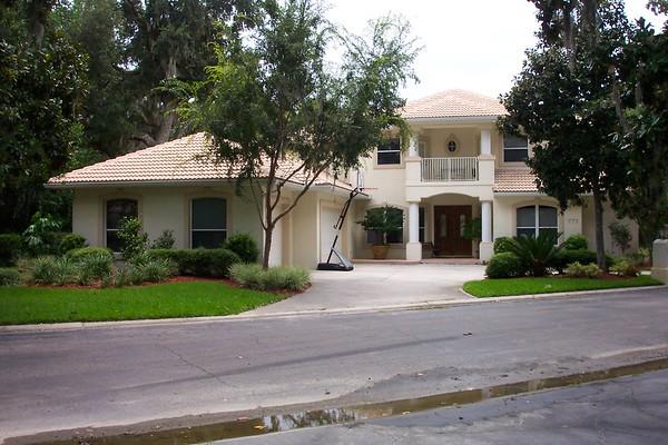 2004-9 House construction