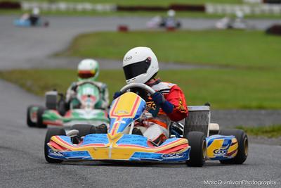 Motorsport Ireland Karting Championship 2015 - Round 9 - Galway