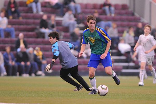 Waza Soccer U16 Boys - Scott's Team