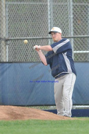 Varsity - Ovid Elsie vs Mason - April 25
