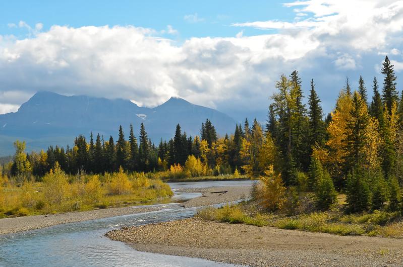 Belly River, near Waterton, Canada.