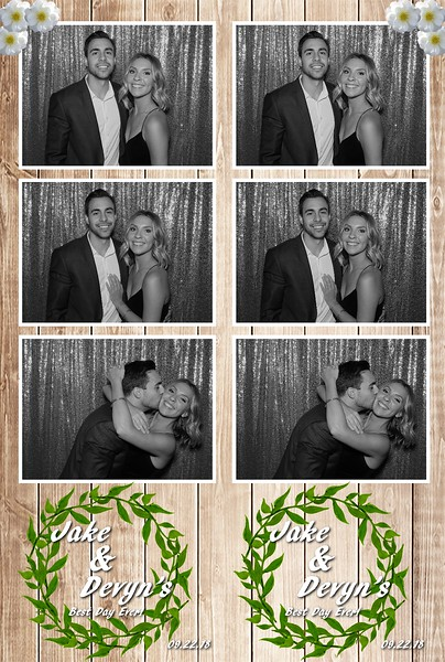 Jake & Devyn's Wedding (09/22/18)