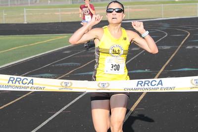 Finish - 2018 Kayla O'Mara Memorial Race