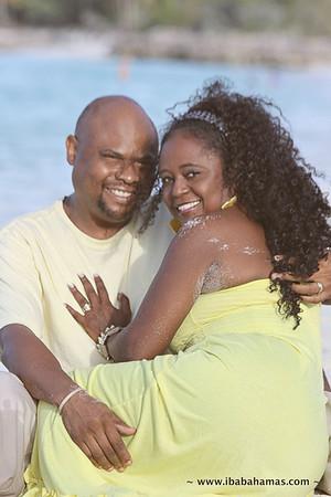 Joan and Mark - George Town, Exuma, Bahamas