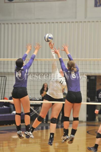 10-29-14 Sports Bluffton @ DC V-Ball
